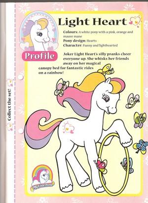 Character प्रोफ़ाइल - Light दिल