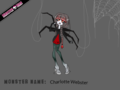 Charlotte Webster - monster-high fan art