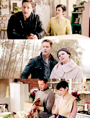 Charming and Snow