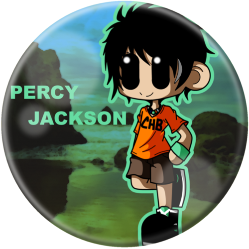 The Heroes of Olympus achtergrond entitled Chibi Percy