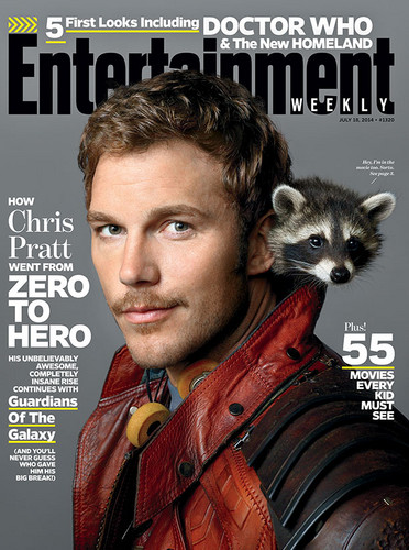 Guardians of the Galaxy 바탕화면 with a common raccoon and a raccoon titled Chris Pratt with baby raccoon!!
