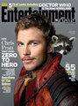Chris Pratt with baby raccoon!!