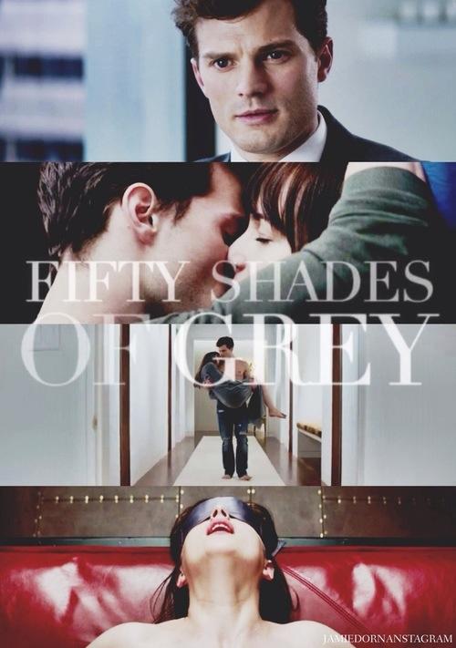 Christian Grey Fifty Shades