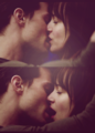 Christian and Anastasia - fifty-shades-of-grey photo