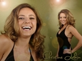 Christine Lakin - step-by-step wallpaper