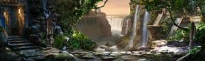 City of Dawn: Maya's stage
