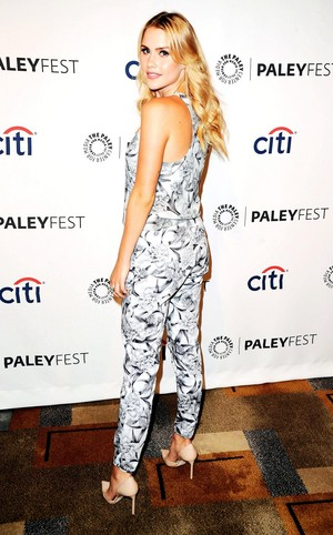 Claire Holt attends PaleyFest for The Originals. 22.03.2014