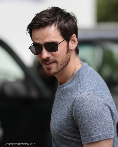 Colin O'Donoghue wallpaper containing sunglasses titled Colin O'Donoghue ❤