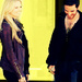 Colin and Jennifer on set icons - once-upon-a-time icon