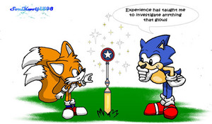 Come On Tails, Touch It