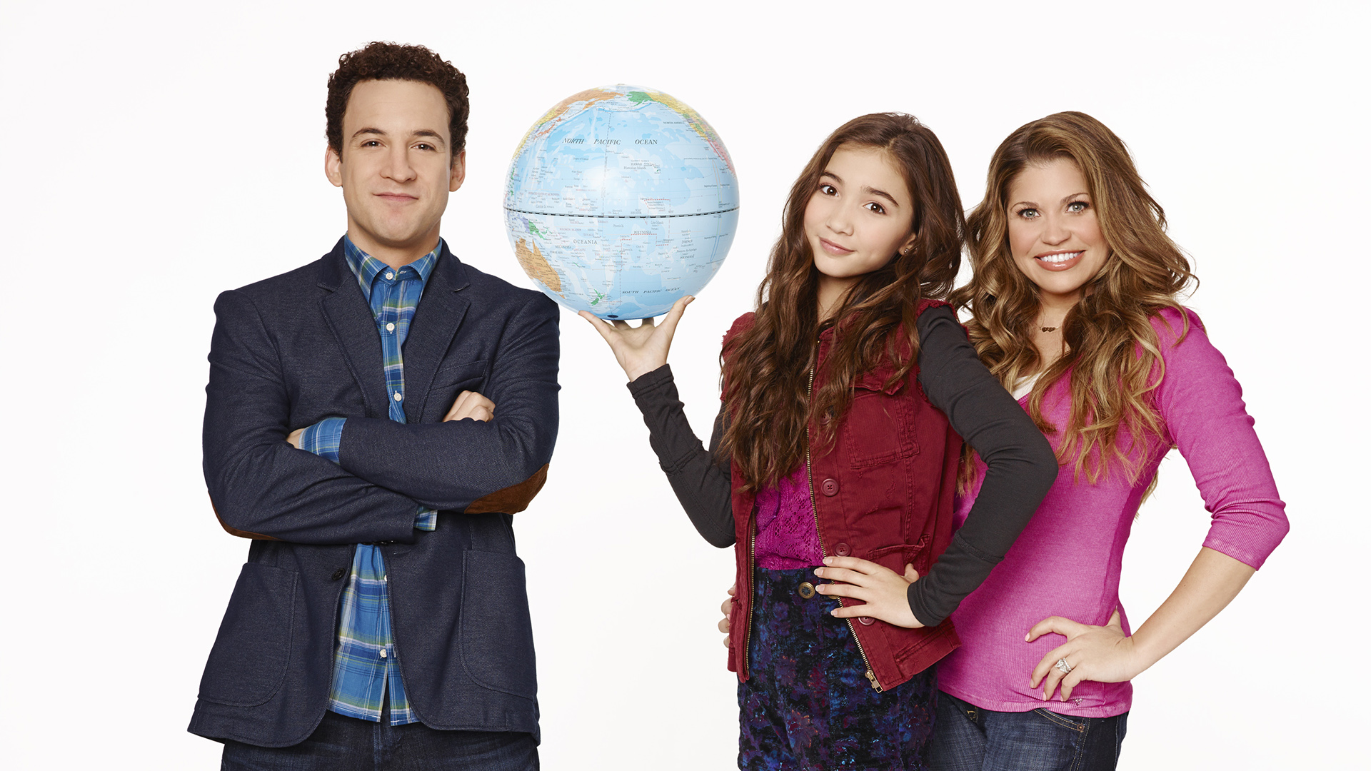 in girl meets world Girl meets world creator and showrunner michael jacobs talks to thewrap about boy meets world parallels and season 2.