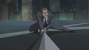 Coulson in Ultimate Spiderman