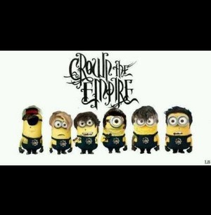 Crown The Empire minions