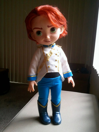 Hans hình nền probably with a hip boot, long trousers, không hoàn toàn, bộ quần áo, and không hoàn toàn, bộ quần áo, slacks titled Custom Prince Hans Doll