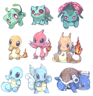 Cute Baby Pokemon 2
