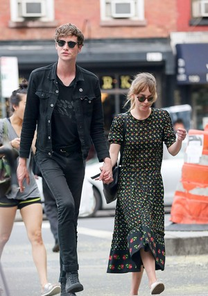 Dakota out in New York - July 23rd