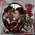 Damon and Elena - damon-and-elena fan art