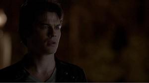 Damon and and Elena