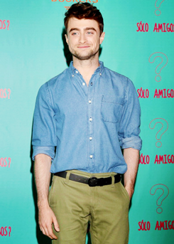 Daniel Radcliffe Photocall in MexicoCity