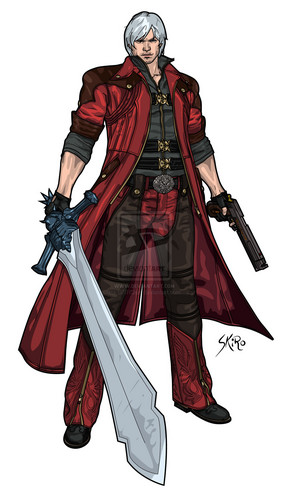Devil may cry 4 dante dmc 4 hd and background devil may cry 4 possibly with a titled dante dmc 4 voltagebd Images