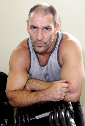 "David ""Dave"" Legeno (12 October 1963 – c. July 2014"