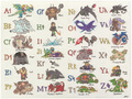 Dawn of the Alphabet by Januel Mercado - how-to-train-your-dragon photo