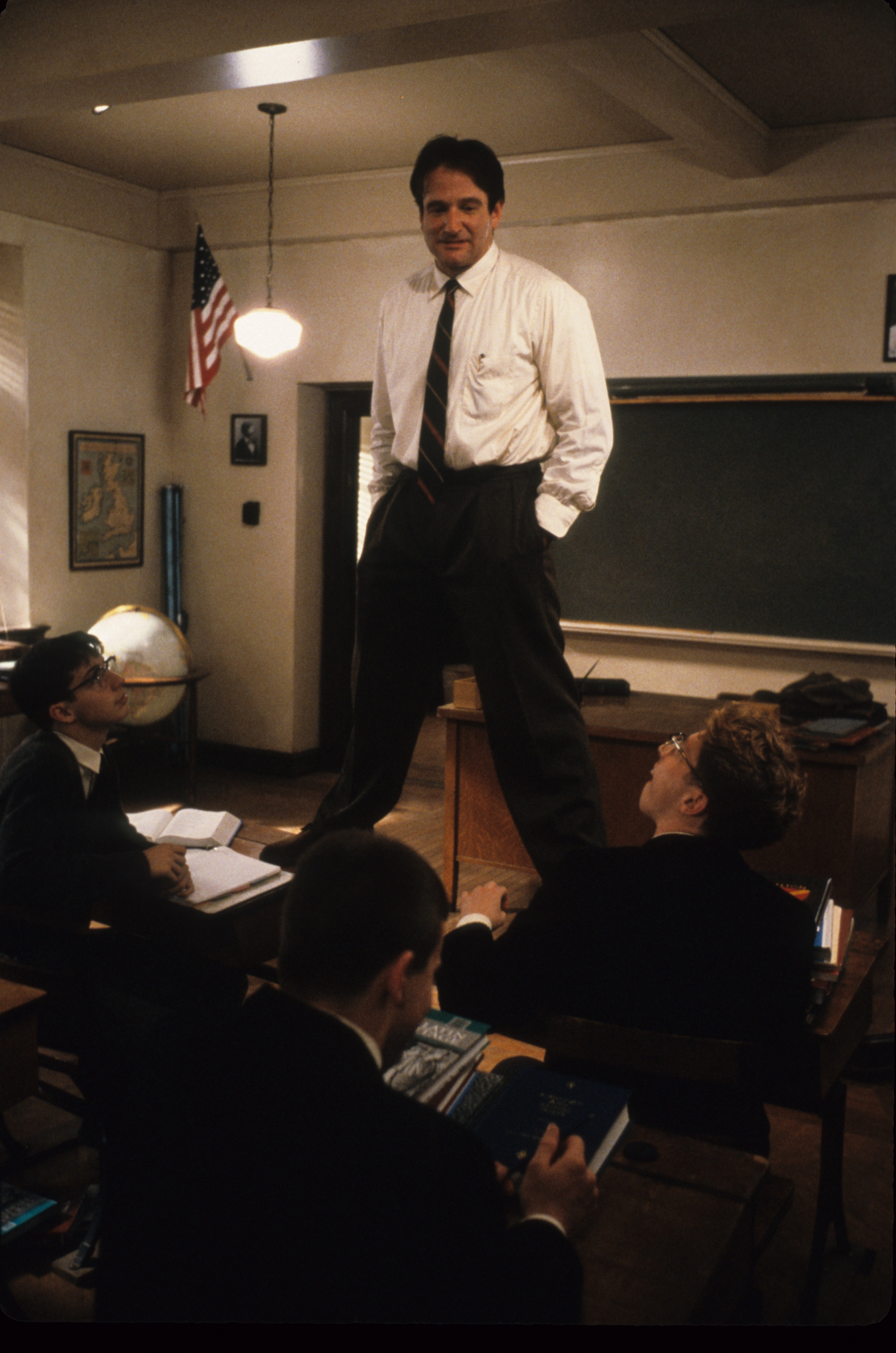 about dead poet society Dead poets society study guide contains a biography of director peter weir, quiz questions, major themes, characters, and a full summary and analysis.