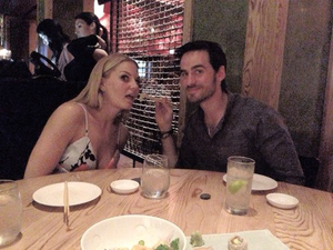 Dinner with Colifer!