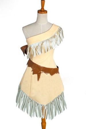 Disney Pocahontas cosplay costume