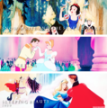 Disney Princess Movies (1937 - 2013)