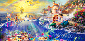 डिज़्नी Princess - The Little Mermaid