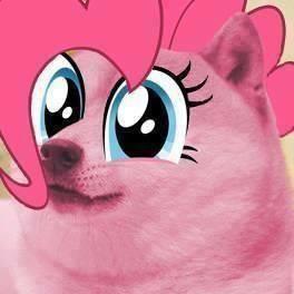 Doge Pinkie Pie