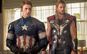EIGHT OFFICIAL photos of Avengers: Age Of Ultron