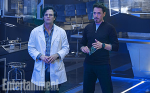 EIGHT OFFICIAL 写真 of Avengers: Age Of Ultron