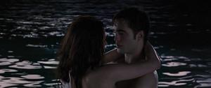 Edward and Bella's honeymoon
