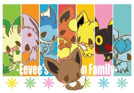 karina59 images eevee s family wallpaper and background photos
