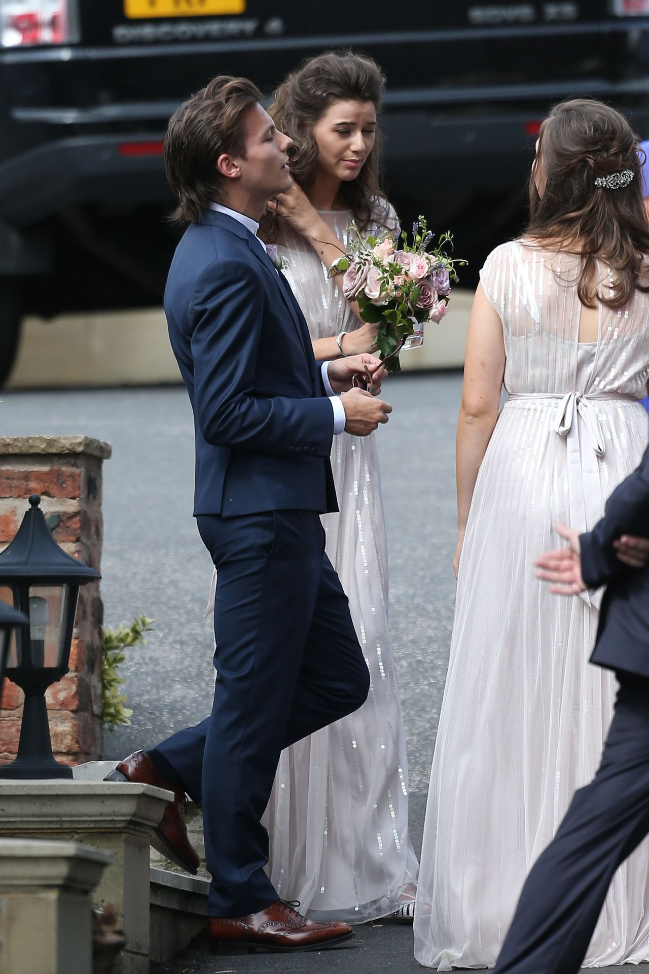 Eleanor and Louis at Jay's wedding - Eleanor Calder Photo ...