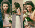 Eleanor at Jay's wedding