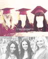 Elena, Caroline and Bonnie