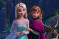 Elsa and Anna in new hairstyle - disney-princess photo