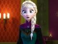 Elsa in new hairstyle - disney-princess photo