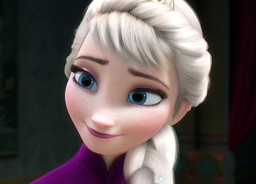 Elsa And Anna Images Elsa In New Hairstyle Wallpaper And Background