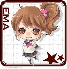 """Ema """"Asahina"""""""
