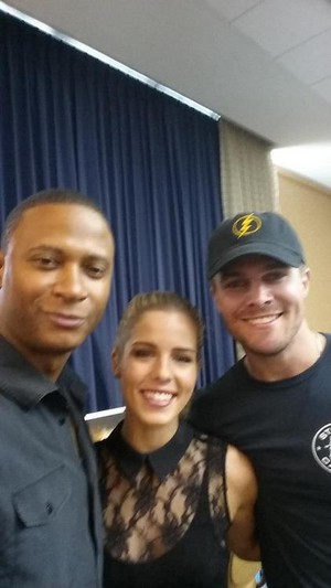 Emily at SDCC 2014