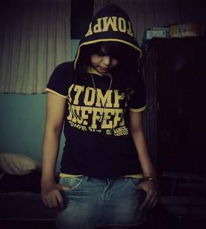 Эмо girl - moza
