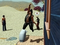 Epic Strike Win! - the-sims-3 photo