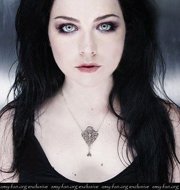 Amy Lee wallpaper with a portrait titled Evanescence Amy Lee