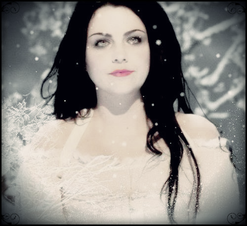 Evanescence wallpaper probably containing a portrait called Evanescence Amy Lee