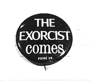 Exorcist Button