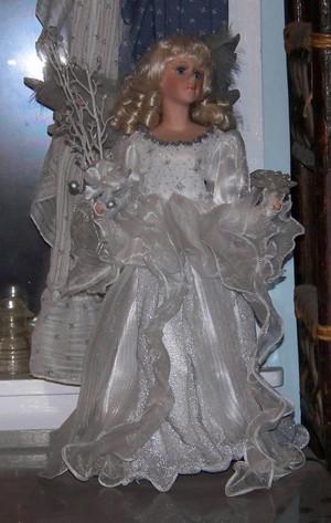 Fiberoptic angel